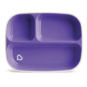 Pack 2 platos compartimentos Splash