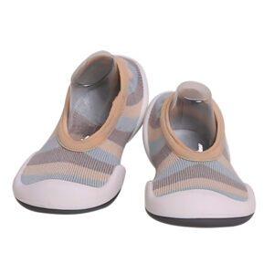 Zapatos Primeros Pasos Corto Rayas
