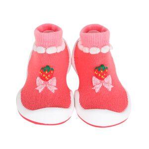 Zapatos Primeros Pasos Medio Strawberry