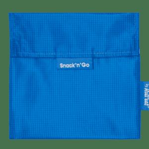 Porta Snacks reutilizable Active Azul