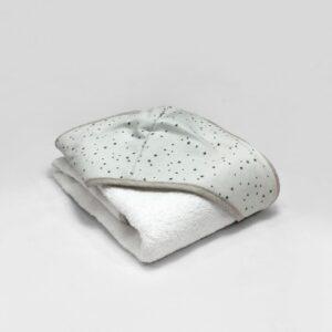 Capa de Baño Grey On Grey