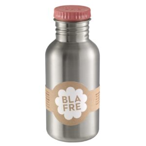 Botella Acero Blafre Rosa 500 ml