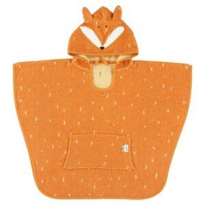 Poncho Mr Fox Trixie
