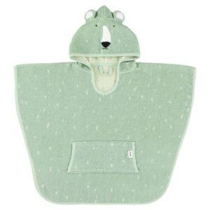 Poncho Mr Polar Bear Trixie
