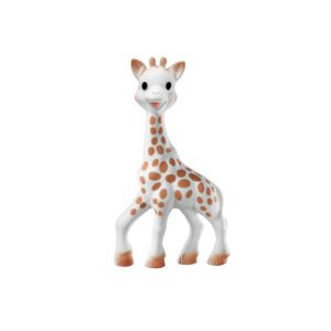 Sophie la girafe + Chupete 100% hevea natural