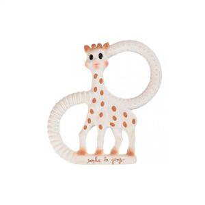 Anillo de dentición SO'PURE Sophie la girafe