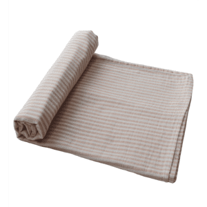Muselina Mushie Natural Stripe